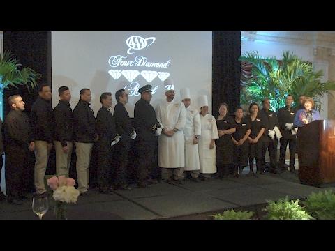 The Garden City Hotel Celebrates Its 4 Diamond Award From AAA