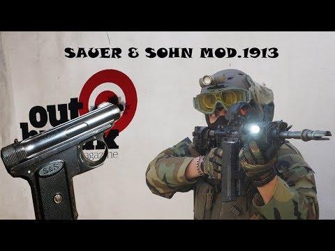 Sauer&Sohn mod.1913 - cal. 6,35