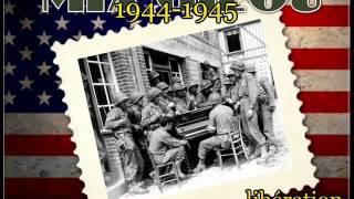 MIX GILOU 1944 -1945 (libération)+( Le monde en guerre) La Londe les MAURES-Var 83-FRANCE