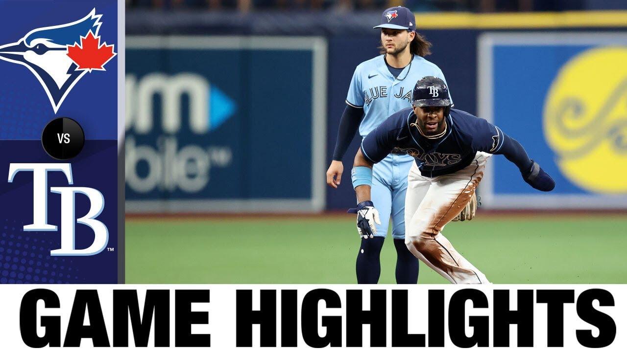 Download Blue Jays vs. Rays Game Highlights (9/22/21) | MLB Highlights