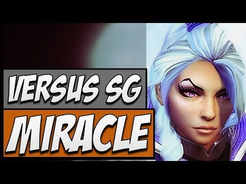 Liquid.Miracle Luna - 9074 MMR | Dota 2 Gameplay