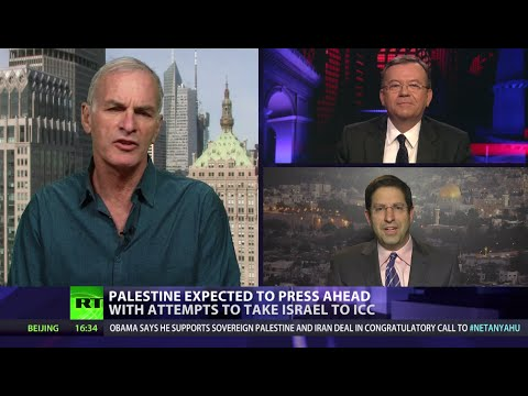 CrossTalk: Bibi's Back (ft. Norman Finkelstein)
