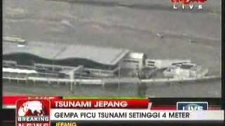 Tsunami Jepang Mp3