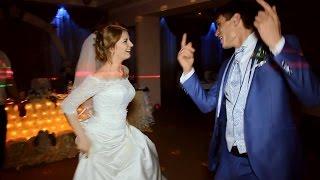 Свадебный клип ღ Вячеслав + Анастасия ღ танцы / Wedding clip dance