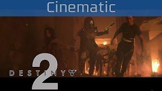 Destiny 2 - Gameplay Cinematic Trailer [HD]