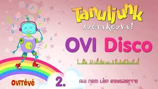 Hangszer ovi - Aki nem lép egyszerre (Ovi Disco)