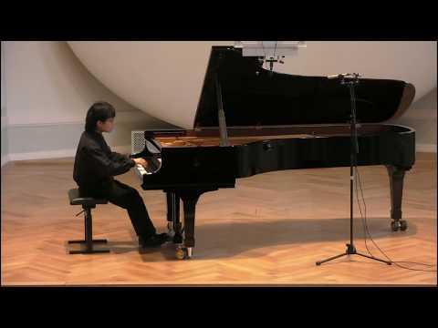 Mozart Duport Variations K.573 by Kaito Kobayashi