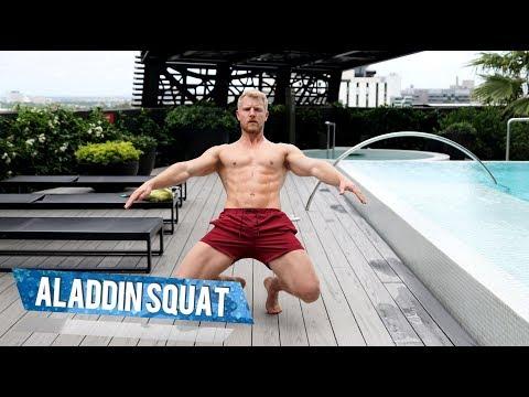 25 Different Squat Exercises