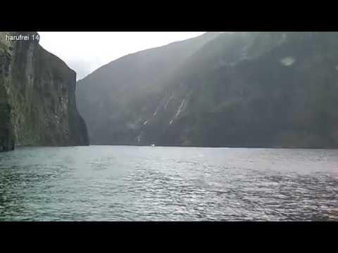 harufrei: New Zealand/South Island/ @ Milford Sound