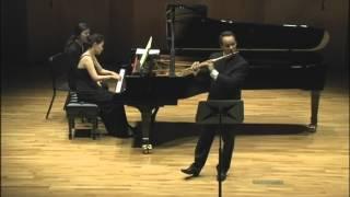 W.A. Mozart: Flute Concerto in D-major, K. 314. II. Adagio ma non troppo (Mathieu Dufour, flute)