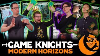 Modern Horizons Commander w/ LoadingReadyRun l Game Knights #27 l Magic the Gathering Gameplay EDH