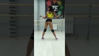 Видео-урок обучение тверк (twerk/bootydance) by Dr. Booty №1