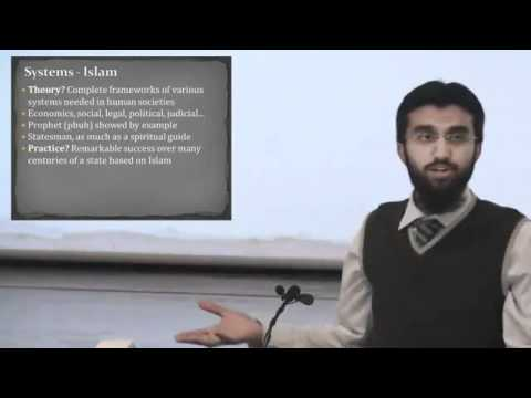 Debate: Way Forward for Humanity: Islam or Christianity? | Uthman Badar v Samuel Green