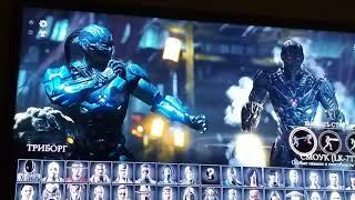 Найк учит ребят делать фаталити в Mortal Kombat XL 2 часть