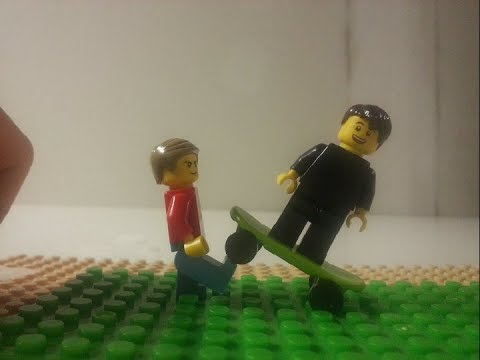 Making Friends, Don't Bully! - Lego Stop Motion Animation by Kids ...