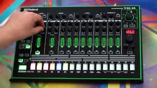 Video Roland AIRA TR-8 Tutorial (Settings, Sequencing, FX, Sidechain) download MP3, 3GP, MP4, WEBM, AVI, FLV Oktober 2018