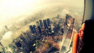 НЕБОСКРЁБ SHANGHAI TOWER ВЫСОТА 632 МЕТРА КИТАЙ ШАНХАЙ ВЛОГ 2016(Небоскреб Shanghai Tower 632 метра, занимает 3 месть в мире по высоте и мы туда попали! Конкурс выиграй фрукты и 50..., 2016-09-16T06:30:00.000Z)