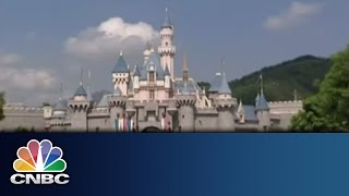 Disneyland Hong Kong Turns a Profit | Managing Asia | CNBC International