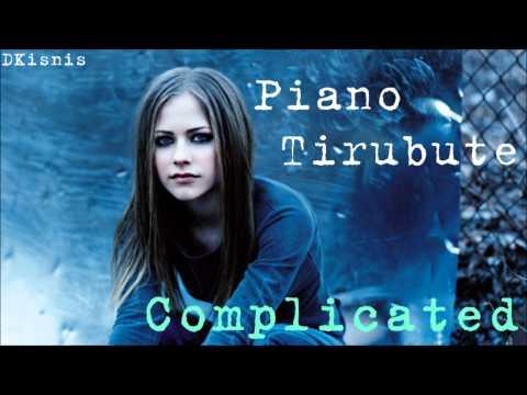 Avril Lavigne - Complicated (Piano Acoustic) [Piano Tribute Players]