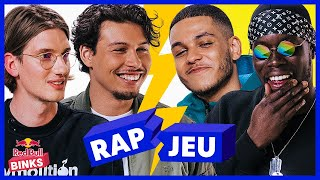Georgio & Paul Mirabel vs S.Pri Noir & Zikxo - Red Bull Rap Jeu #46