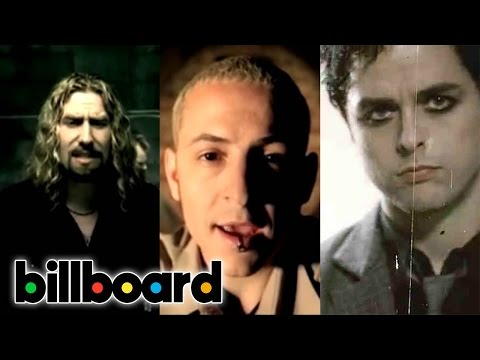 Billboard  Top 100 Greatest Rock Songs Of 2000s