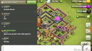 Clash of clans rumo a lendaria ep1