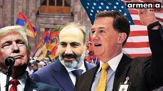 Сильная Армения в интересах США: Вашингтон сделал важное заявление накануне визита Пашиняна в США