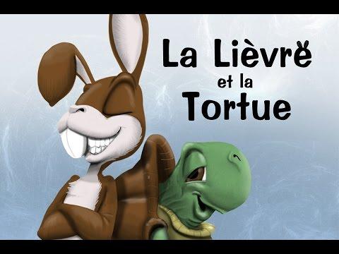 Disney, Le Lièvre et la Tortue, dessin animé complet   FunnyDog.TV