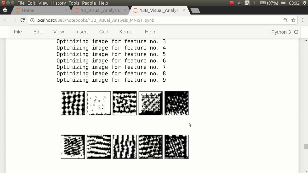 TensorFlow Tutorial #13-B Visual Analysis for MNIST
