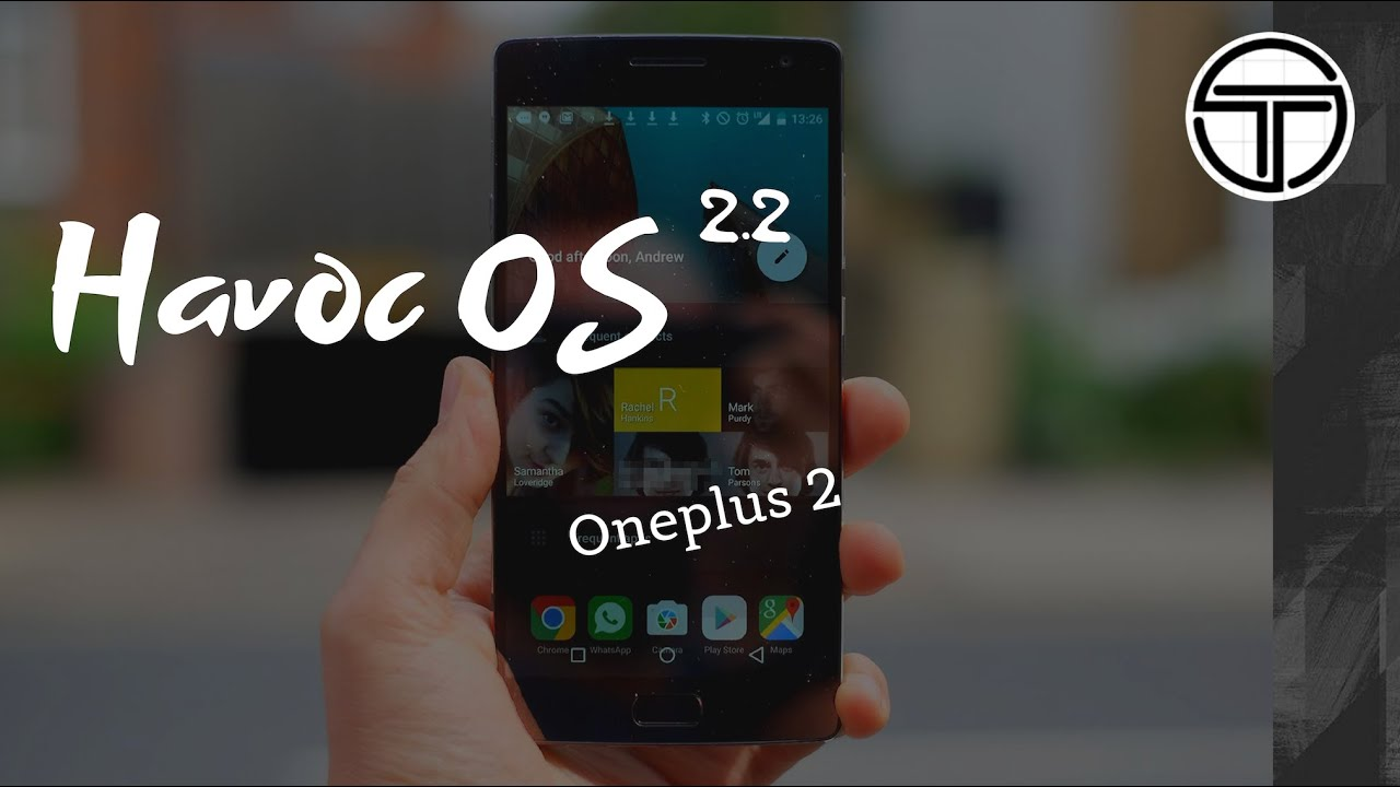 Havoc OS 2 2 - Oneplus 2