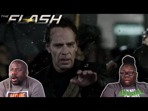 The Flash 4x7 REACTION! {Therefore I Am}
