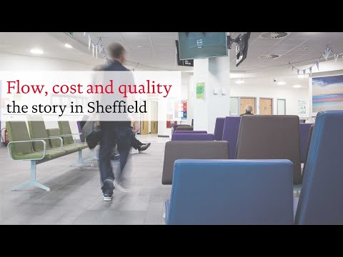 Flow, Cost, Quality at Sheffield Teaching Hospitals NHS Foundation Trust