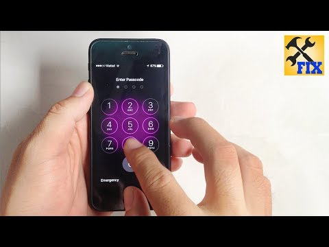 How to retrieve passwords on iphone