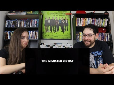 Download Youtube: The Disaster Artist - Official Trailer Reaction / Review