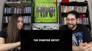 The Disaster Artist - Official Trailer Reaction / Review