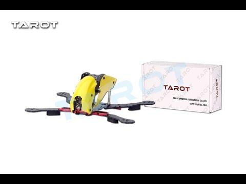 Tarot TL330 Robocat Frame Build Magyar