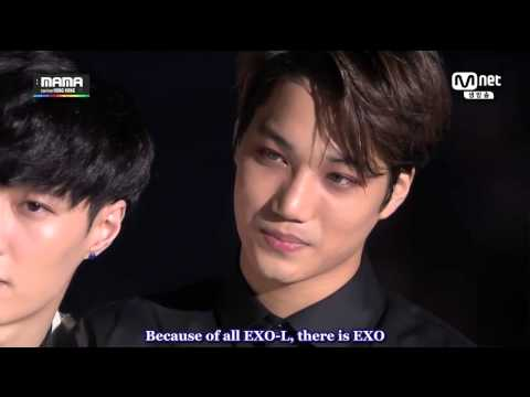 [ENG] 141203 Album of the Year EXO