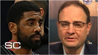 Woj on Kyrie Irving possibly violating COVID-19 protocols: 'The NBA won't have much empathy'