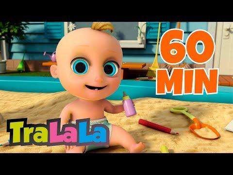 Unu, doi - numără cu noi 60 MIN - Cântece pentru copii | TraLaLa
