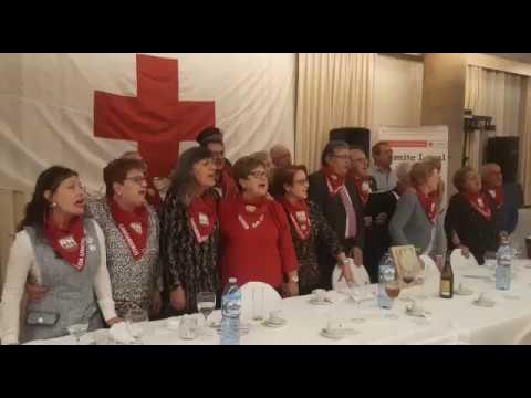 Cantareiros da Unión leva a música á gala anual de Cruz Roja de Sarria