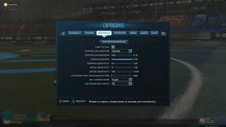 How To Customize Deadzone In Rocket League