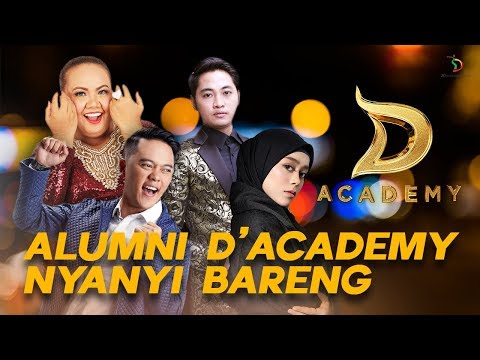 Kompilasi D'Academy Full Album (Official)