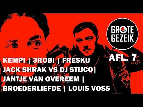 Jack Shirak vs DJ Stijco, Fresku Is Terug, Steekpartij Broederliefde? | Grote Gezeik AFL. 7