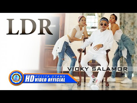 Vicky Salamor - LDR (Official Music Video)