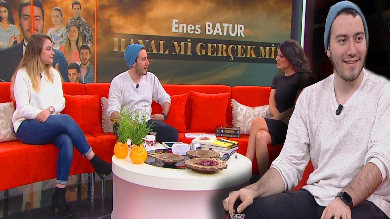 Enes Batur Haberturk Tv De Burasi Haftasonu Programina Konuk Oldu 30 Aralik 2017 Youtube