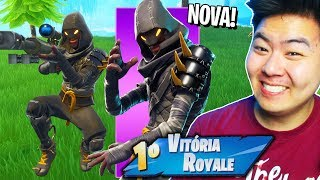 I BOUGHT THE NEW HIDDEN STAR SKIN * EPIC * AND VENCI!! -Fortnite Battle Royale