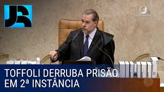 STF derruba decisão de prisão após condenação em 2ª instância e Lula pode ser solto