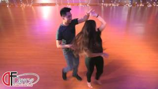 Salsa Dance Lessons for Adults at DF Dance Studio near me