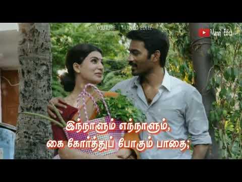 Whatsapp Status Tamil Video | Love Song | Enna Solla