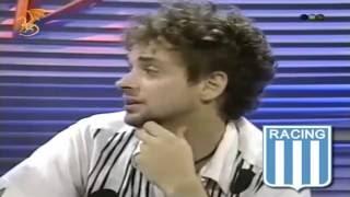Gustavo Cerati hincha confeso de Racing Club